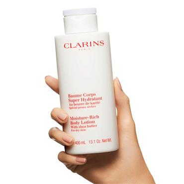 Clarins Moisture Rich Body Lotion 400ml
