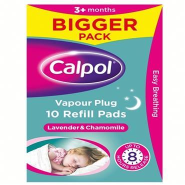 Calpol Vapour Plug Refills 10 Pack