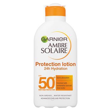 Ambre Solaire Milk Spf50 With Vitiman C 200ml