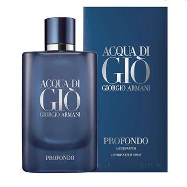 Giorgio Armani Acqua Di Gio Profondo EDP125ml