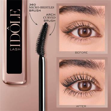 Lancome Idole Lash Mascara 01 Glossy Black