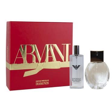 Armani Diamonds EDP Femme 50ml Set