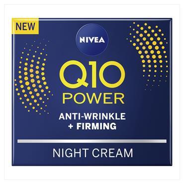 Nivea Q10 Power Anti-Wrinkle Night Cream 50ml