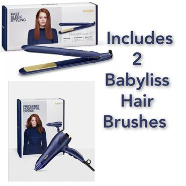 Babyliss Midnight Deluxe Set