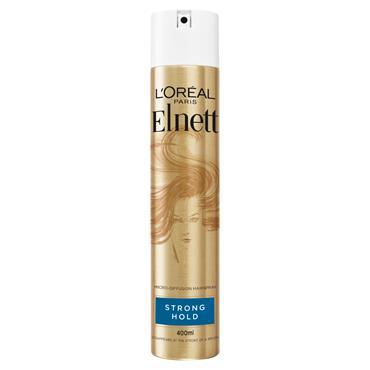 Loreal Elnett Extra Strong Hold 400ml Hairspray