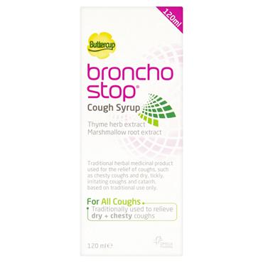 Broncho Stop Cough Syrup 120ml