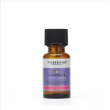 Tisserand Lavender Pure Essential Oil 9ml