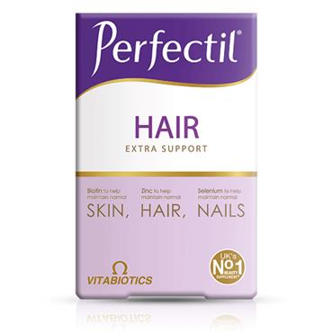 Perfectil Plus Hair Extra Support 60 Tablets