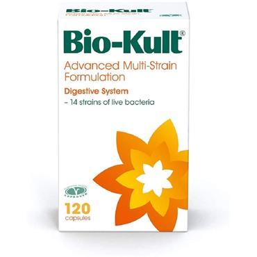 Bio-Kult Digestive 14 strains Live Bacteria 120