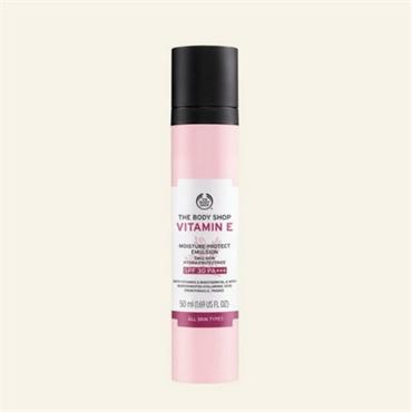 The Body Shop Vitamin E Moisture-Protect Emulsion