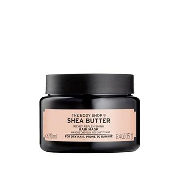The Body Shop Shea Butter Hair Mask 250ml