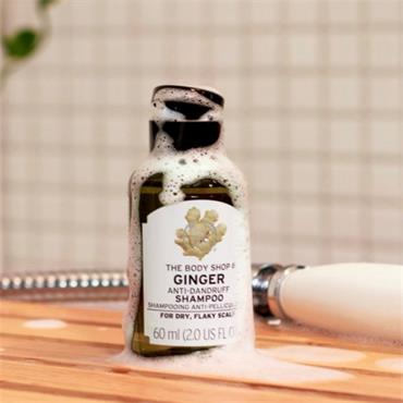 The Body Shop Ginger Shampoo 60ml
