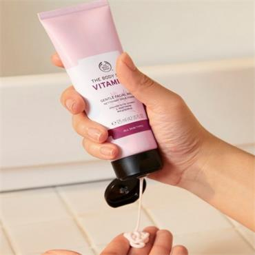 The Body Shop Vitamin E Gentle Face Wash 125ml