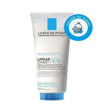 La Roche-Posay Lipikar Syndet AP+ 200ML Save25%