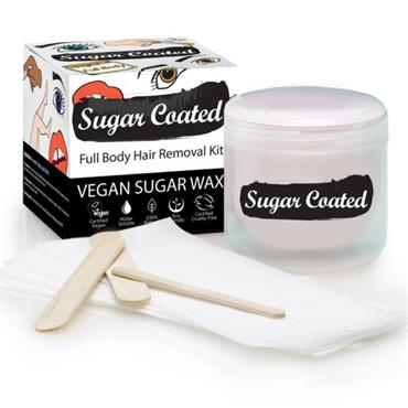 Sugar Coated Full Body Hair Removal Wax kit