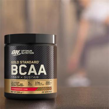 Optimum Nutrition Gold Standard BCAA (rasp) 266g