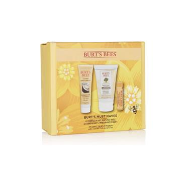 Burts Bees Must Haves Gift Set