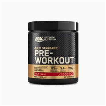 Optimum Nutrition Pre Workout Fruit Punch 330g