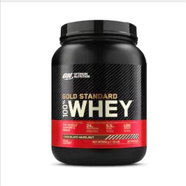 Optimum Nutrition Gold 100% Whey Hazelnut 896g