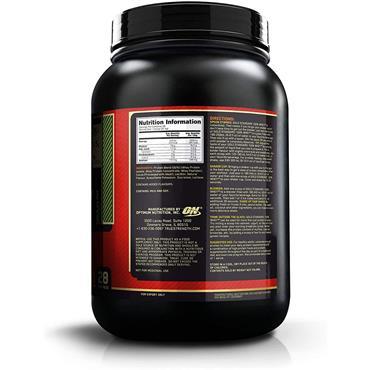Optimum Nutrition Gold 100% Whey Choc Mint 899g