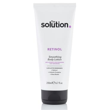 The Solution Retinol Smoothing Body Lotion