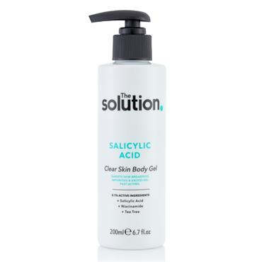 The Solution Salicylic Acid Clear Skin Body Gel