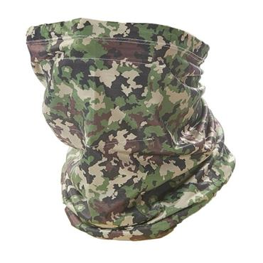 Eco Chic Camouflage Snood