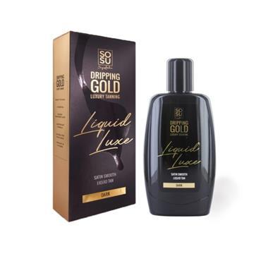 SoSu Dripping Gold Liquid Luxe Dark Tan 150ml