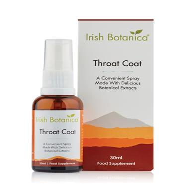 Irish Botanica Throat Coat 30ml
