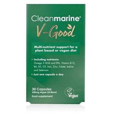 Cleanmarine V-Good 30 Capules