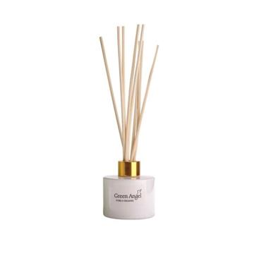 Green Angel Organic Diffuser White Linen100ml