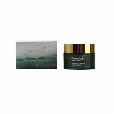 Green Angel Seaweed&Apricot Facial Scrub 50ml