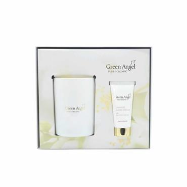 Green Angel Precious Hand&Scented Gift Box Jasmine