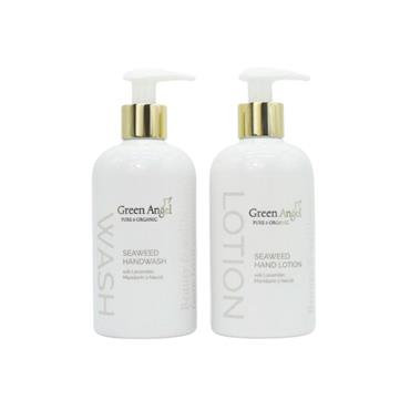 Green Angel Love Your Hands (Hand wash&Lotion)