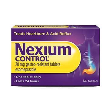 Nexium Control Esomeprazole Tablets 14 Pack