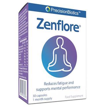 PrecisionBiotics Zenflore 30 capsules