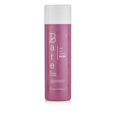 Bare By Vogue Williams Self Tan Lotion Dark