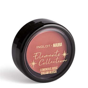 Inglot X Maura Elements Radiant Poppy Blush