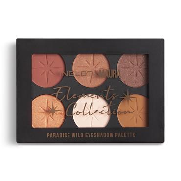 Inglot X Maura Elements Coral Reef Palette