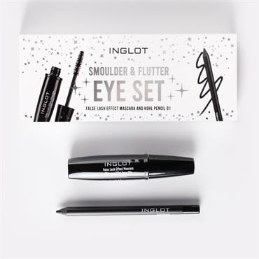 Inglot Smoulder Flutter Eye Set