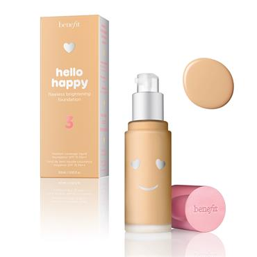 Benefit Hello Happy Brightening Foundation 30ml