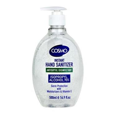 Cosmo 500ml Hand Sanitiser