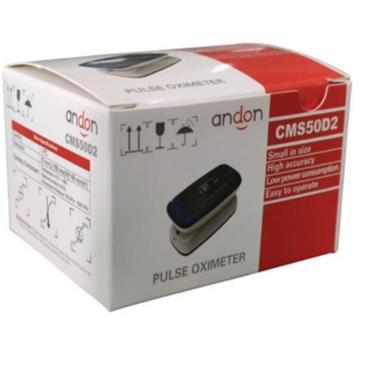 Pulse Oximeter Andon