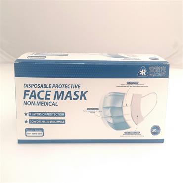 Disposable Protective Non Medical Face Mask