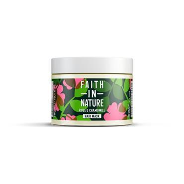 Faith In Nature Rose&Chamomile Hair Mask 300ml
