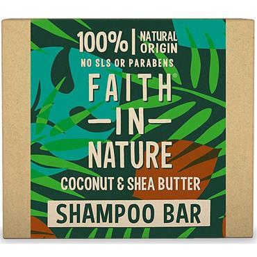 Faith In Nature Coconut Shampoo Bar 6ml