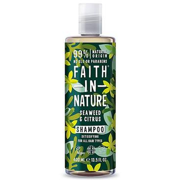Faith In Nature Seaweed&Citrus Shampoo 400ml