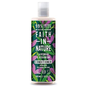 Faith In Nature Lavender Conditioner 400ml