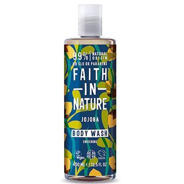Faith in Nature Jojoba Body wash 400ml