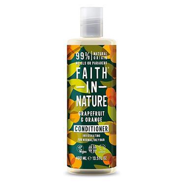 Faith In Nature Grapefruit&Orange Conditioner 400m